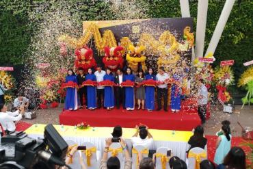 Khai trương TTTM CENTRAL MARKET - Mô hình trung tâm thương mại trong lòng đất đầu tiên ở Việt Nam