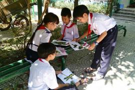 Kiểm tra, đánh giá học sinh tiểu học: Cùng thay đổi