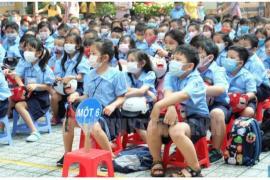 23 triệu học sinh dự khai giảng trong bối cảnh dịch Covid-19 diễn biến phức tạp