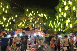 Hà Nội: Con phố dài hơn 300m một năm
