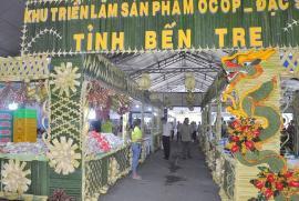 Bến Tre đẩy mạnh tiêu thụ sản phẩm OCOP và đặc sản tại TP.HCM