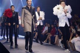Siêu Mẫu Nam Phong lần đầu cho ra mắt BTS thời trang của riêng mình