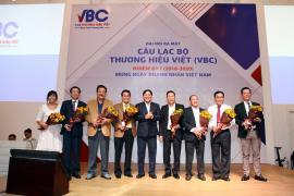 Chính thức ra mắt Câu lạc bộ thương hiệu Việt tại TP.HCM