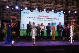 Sơn sinh thái Graphenstone - Sản phẩm Công nghệ xanh vì cộng đồng