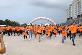 Khởi động cuộc chạy bộ gây quỹ từ thiện Turkey Dash – Nụ cười Việt năm 2019