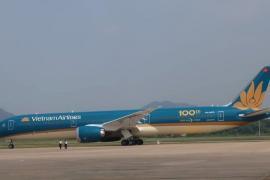 Vietnam Airlines đón 'đôi cánh' thứ 100, hướng tới mục tiêu 5 sao