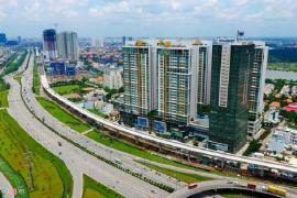 Thị trường căn hộ TP. HCM: Giá tăng phi mã, Vinhomes Grand Park 'cứu' giao dịch cả quý