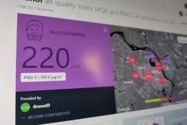 Ứng dụng AirVisual đột ngột 'biến mất' tại Việt Nam