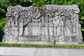 Khu di tích rừng Trần Hưng Đạo – Địa chỉ đỏ trên hành trình về nguồn