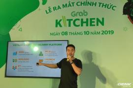 """Grab đưa mô hình GrabKitchen về Việt Nam: """"bếp tập trung"""" thời 4.0, rút ngắn thời gian shipper đi mua và giao"""