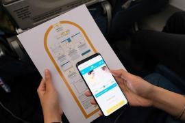 Vietnam Airlines tiên phong dịch vụ kết nối internet trên chuyến bay