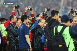 VFF ấn định ngày ký hợp đồng với thầy Park, không đặt chỉ tiêu vô địch SEA Games
