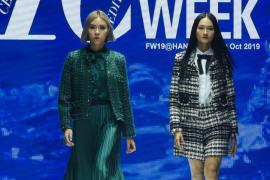 Aquafina Tuần lễ Thời trang Quốc tế Việt Nam chính thức quay trở lại