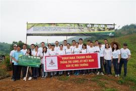 JTI Việt Nam đã bù đắp hoàn toàn dấu chân Carbon của doanh nghiệp năm 2019