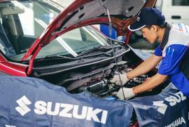 Việt Nam Suzuki tự tin khẳng định chất lượng dòng xe Suzuki Ertiga tại thị trường Việt Nam