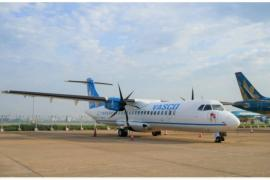 Cạnh tranh với Bamboo Airways, Vietnam Airlines làm 'thủ tục một lần' trên đường bay Côn Đảo