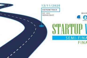 Startup Wheel 2020 - Sự kiện khởi nghiệp chuyên sâu và lớn nhất Đông Nam Á chính thức quay trở lại!