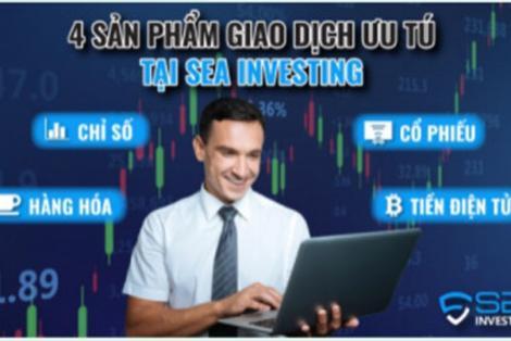 Review Sàn SEA Investing - Tự Hào Có Hơn 89.000 Khách Hàng Trong Năm 2021