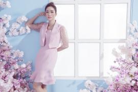 Người đẹp khả ái Hồng Tuyết ngọt ngào trong trang phục Elise