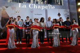 Chính thức khai trương cửa hàng đầu tiên Thương hiệu Thời trang LA CHAPELLE tại Việt Nam