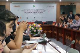 Nhiều doanh nghiệp có sản phẩm đạt Thương hiệu Quốc gia sẽ góp mặt tại Triển lãm Vietnam Foodexpo 2019