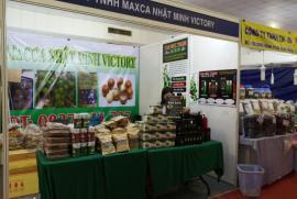 Khai mạc Hội chợ - Triển lãm Công nghệ nuôi trồng, chế biến nông, lâm, thủy sản TP.HCM lần II năm 2019