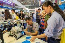Sẵn sàng thúc đẩy sự phát triển toàn diện ngành công nghiệp Dệt may và Da giày Việt Nam