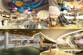 Hơn 500 thương hiệu nổi tiếng mang đến luồng gió mới tại Crescent Mall