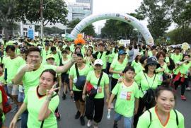 Hơn 2 tỷ đồng đã được quyên góp từ Cuộc chạy bộ gây quỹ từ thiện TURKEY DASH – I RUN TO GIVE SMILES 2019