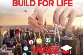 Khởi động giải thưởng cho những ý tưởng sáng tạo về xây dựng bền vững - INSEE PRIZE 2020