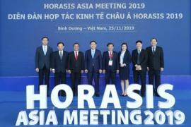 Khai mạc Diễn đàn hợp tác kinh tế châu Á Horasis 2019 tại Bình Dương