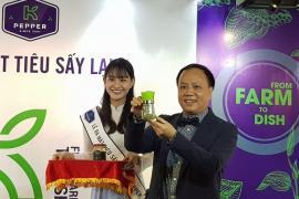 Nâng tầm giá trị hồ tiêu Việt qua chế biến sâu