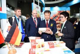 Khai mạc Triển lãm lớn nhất ngành công nghiệp thực phẩm Việt Nam