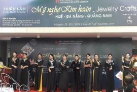 """Triễn lãm """"Mỹ nghệ Kim hoàn Huế - Đà Nẵng - Quảng Nam"""" tại Đà Nẵng"""