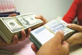 Từ ngày 31/12, mua bán ngoại tệ có giá trị dưới 1.000 USD sẽ bị phạt cảnh cáo