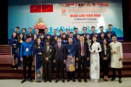 MC Phương Uyên toả sáng trong mắt bạn bè quốc tế Tàu Thanh Niên Đông Nam Á và Nhật Bản SSEAYP