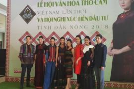 Lễ hội Văn hóa Thổ cẩm lần đầu tiên được tổ chức Việt Nam