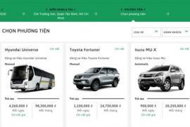 Thuơng hiệu cho thuê xe số 1 thế giới vừa chính thức tham gia vào thị trường Việt Nam