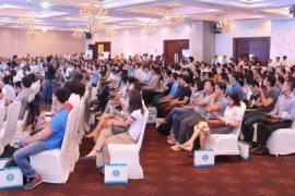 Vietnam Young Leaders Forum 2019: Nơi kết nối giữa doanh nhân thành công và các bạn trẻ