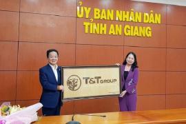 Tập đoàn T&T Group của bầu Hiển đầu tư 2 dự án đô thị mới tại An Giang
