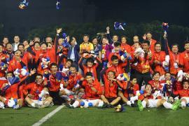 Thầy trò HLV Park Hang-seo được thưởng hơn 10 tỷ đồng sau chiến thắng lịch sử tại Sea Games 30