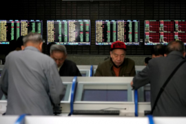 Chứng khoán châu Á rời đỉnh 18 tháng trước khi nghỉ năm mới