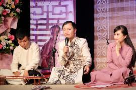 Nguyễn Quang Long: Thổi làn gió mới, đưa Xẩm đến gần công chúng