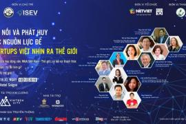 """Hội thảo""""Kết nối và phát huy các nguồn lực để startups Việt nhìn ra thế giới"""" sắp diễn ra tại TP.HCM"""