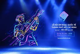 """Lễ hội âm nhạc Quốc tế TP. HCM – 'Hò Dô' 2019 lan tỏa thông điệp """"Môi trường sống xanh"""""""