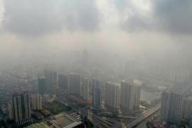 Bộ Tài nguyên và Môi trường lý giải nguyên nhân Hà Nội và TP. HCM ô nhiễm không khí