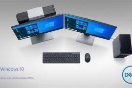 Sức hút từ dòng máy tính để bàn thông minh DELL OPTIPLEX 2020
