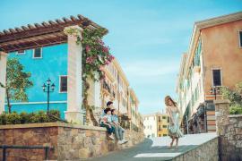 """Ngắm phiên bản """"Amalfi cổ trấn"""" đẹp mê hoặc ở Nam Phú Quốc"""