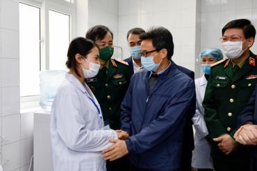 Hôm nay (21/12), tiêm thử nghiệm vaccine COVID-19 cho các tình nguyện viên còn lại