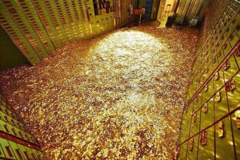 Giá vàng thế giới thấp hơn 3,23 triệu đồng/lượng so với trong nước